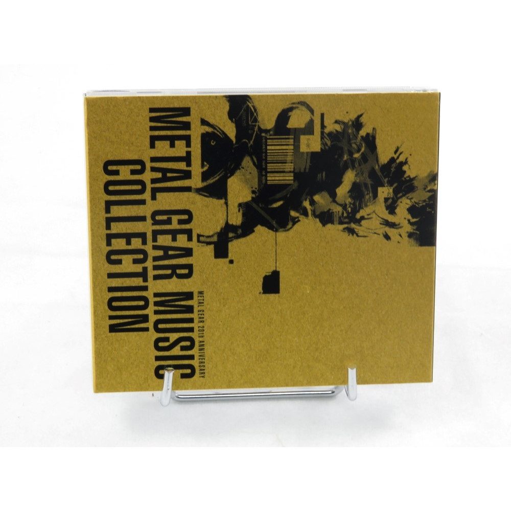 METAL GEAR MUSIC COLLECTION JPN OCCASION