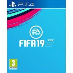 FIFA 19 PS4 EURO FR OCCASION