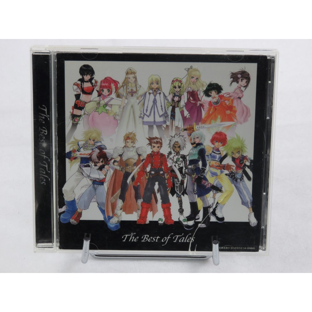 THE BEST OF TALES SOUNDTRACK JPN OCCASION