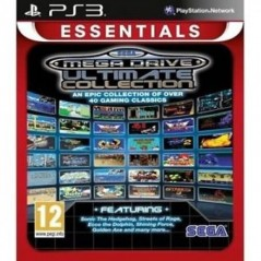 SEGA MEGA DRIVE ULTIMATE COLLECTION ESSENTIALS PS3 UK OCCASION