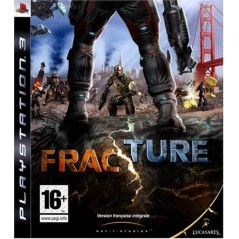 FRACTURE PS3 FR OCCASION