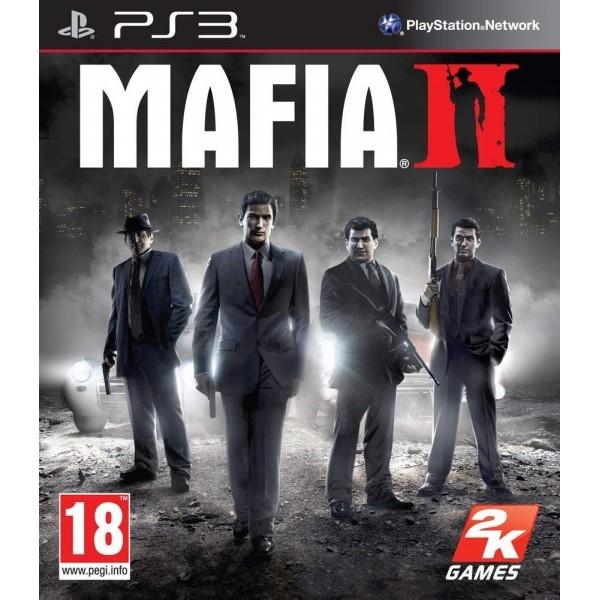 MAFIA II PS3 FR OCCASION