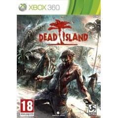 DEAD ISLAND XBOX 360 PAL-FR OCCASION