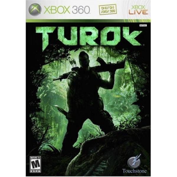 TUROK XBOX 360 PAL-FR OCCASION