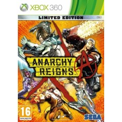 ANARCHY REIGNS X360 PAL-FR OCCASION