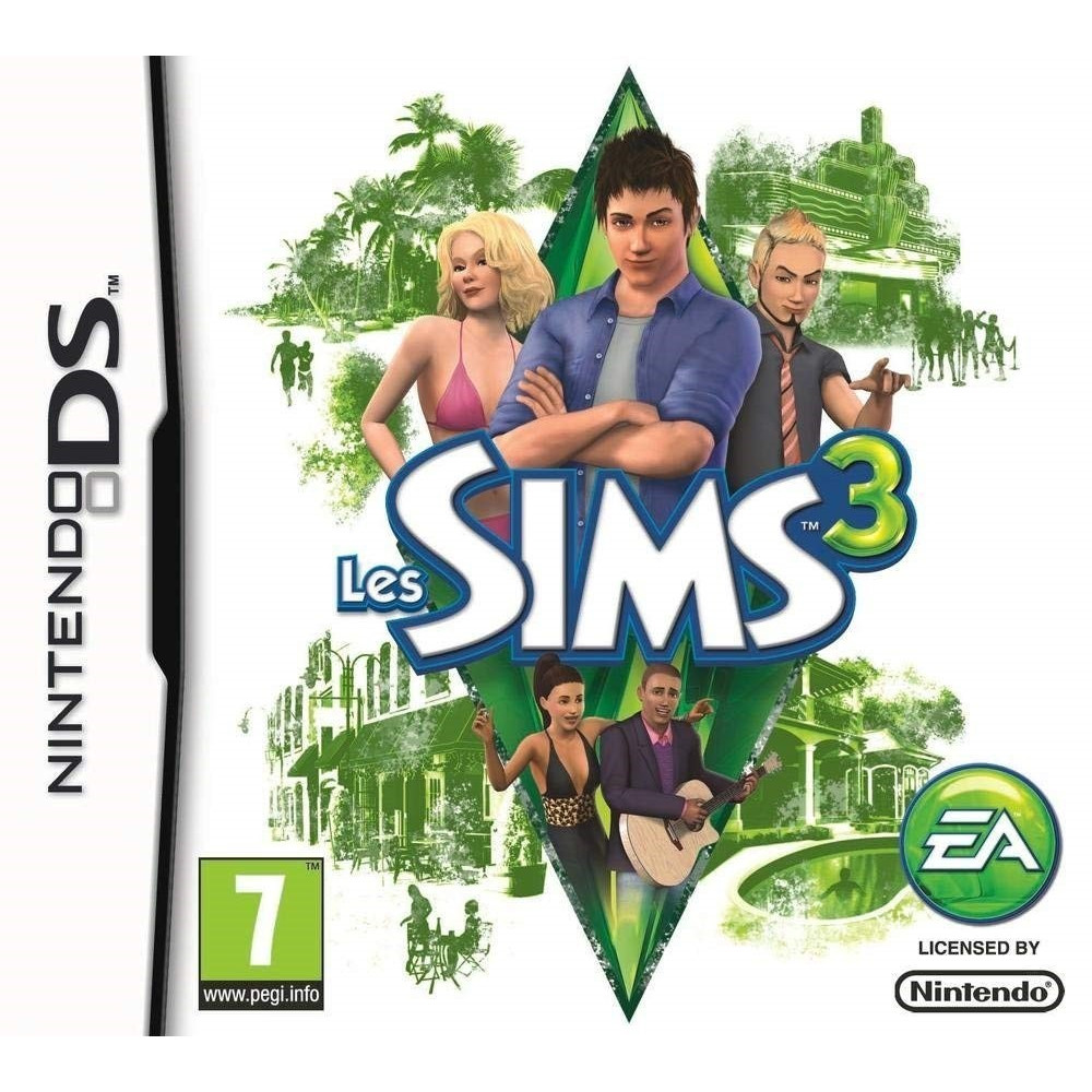 LES SIMS 3 NDS FR OCCASION
