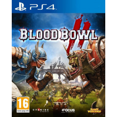 BLOOD BOWL 2 PS4 UK OCCASION