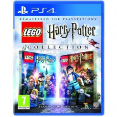 LEGO HARRY POTTER COLLECTION PS4 FRANCAIS OCCASION