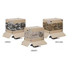 METAL GEAR SOLID V THE PHANTOM PAIN CARDBOARD BOX WALKING GIMMICK QPCS-WETLAND