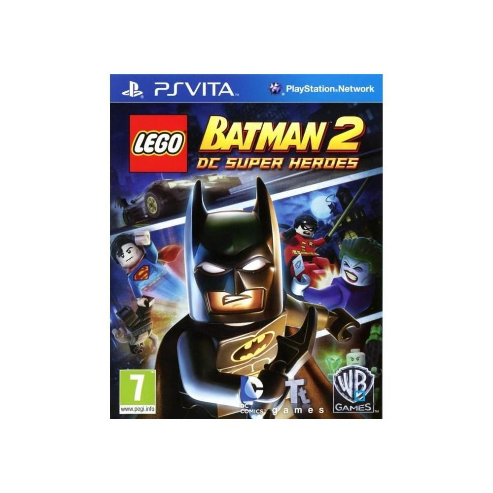 LEGO BATMAN 2 PSVITA VF