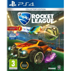 ROCKET LEAGUE EDITION COLLECTOR PS4 FR OCCASION