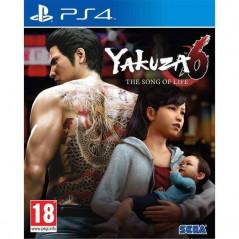 YAKUZA 6 PS4 FR OCCASION