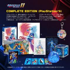 ROCKMAN 11 E-CAPCOM COMPLETE EDITION PS4 JPN NEW