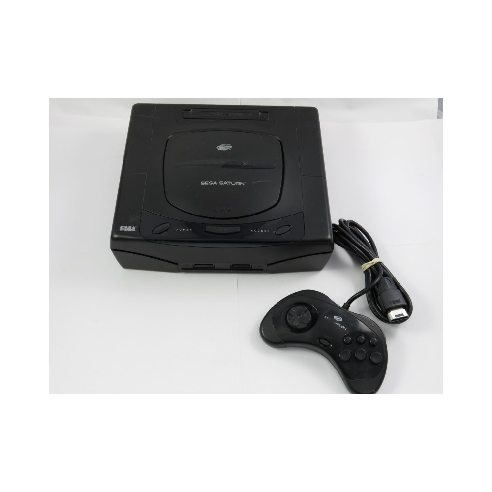 CONSOLE SATURN (1ER MODELE) PAL-EURO OCCASION