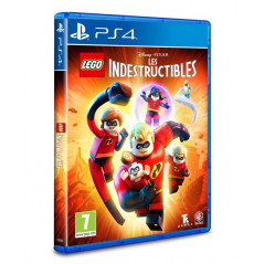 LEGO THE INCREDIBLES PS4 UK NEW