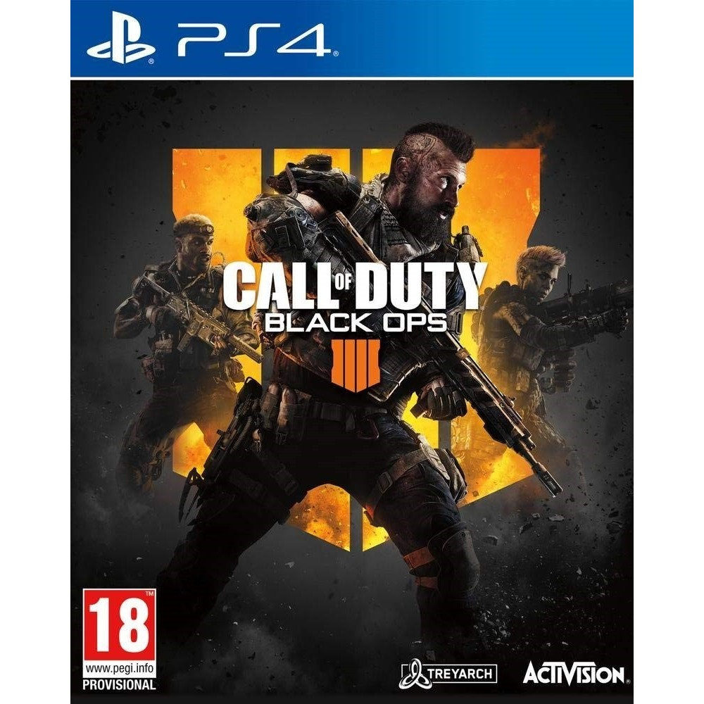 CALL OF DUTY BLACK OPS IIII PS4 UK OCCASION