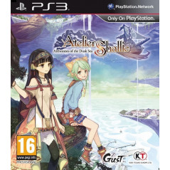 ATELIER SHALLIE ALCHEMISTS OF THE DUSK SEA PS3 FR OCCASION