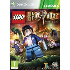 LEGO HARRY POTTER ANNEES 5 A 7 (CLASSICS) XBOX 360 PAL-FR OCCASION