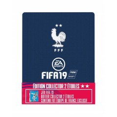 FIFA 19 FFF EDITION STEELBOOK PS4 FR NEW
