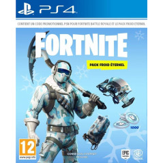 FORTNITE PACK FROID ETERNEL PS4 FR NEW