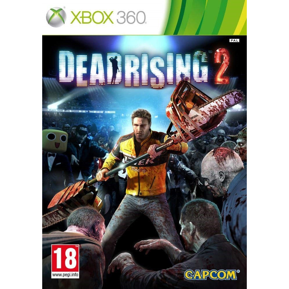 DEAD RISING 2 XBOX 360 PAL-FR OCCASION