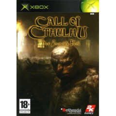 CALL OF CTHULHU DARK CORNERS OF THE EARTH XBOX PAL-FR OCCASION(ETAT B)