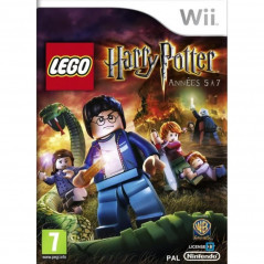 LEGO HARRY POTTER ANNEES 5 A 7 WII PAL-FR OCCASION