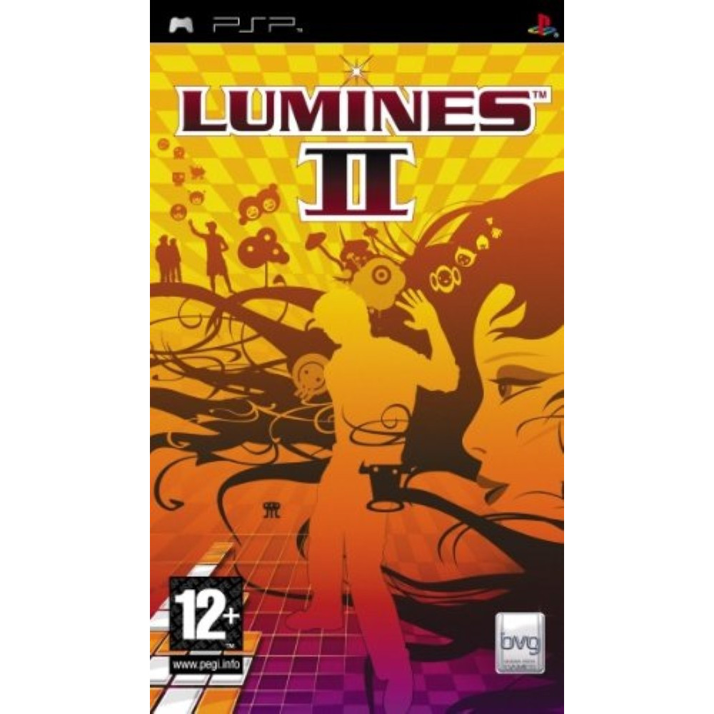 LUMINES 2 PSP FR OCCASION