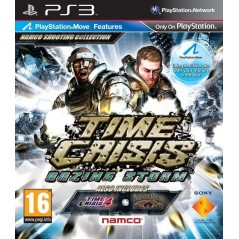 TIME CRISIS RAZING STORM PS3 FR OCCASION