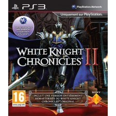 WHITE KNIGHT CHRONICLES II PS3 FR OCCASION