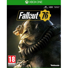 FALLOUT 76 XBOX ONE EURO FR NEW