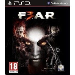 FEAR 3 PS3 FR OCCASION