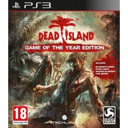 DEAD ISLAND GAME OF THE YEAR PS3 FR OCASION