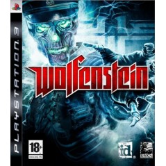 WOLFENSTEIN PS3 FR OCCASION