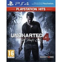 UNCHARTED 4 A THIEF S END PLAYSTATION HITS PS4 FR NEW