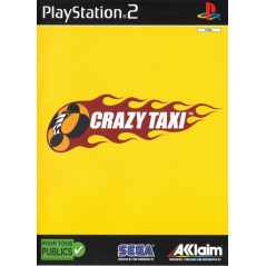 CRAZY TAXI PS2 PAL-EURO OCCASION