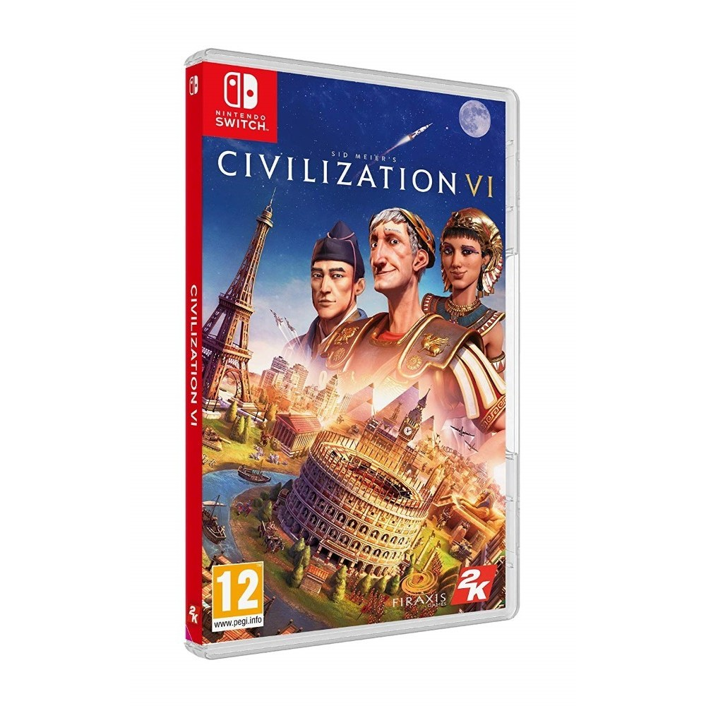 CIVILIZATION VI SWITCH FR NEW