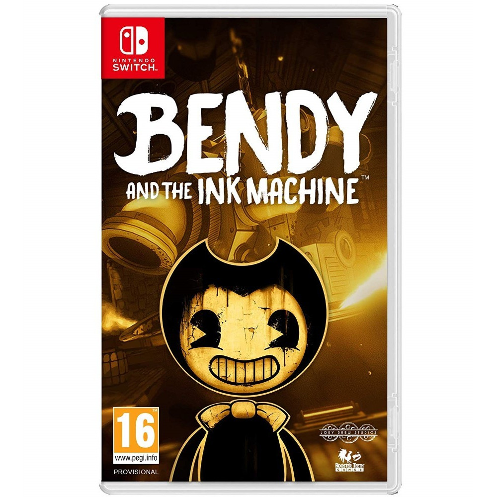 BENDY AND THE INK MACHINE SWITCH FR NEW