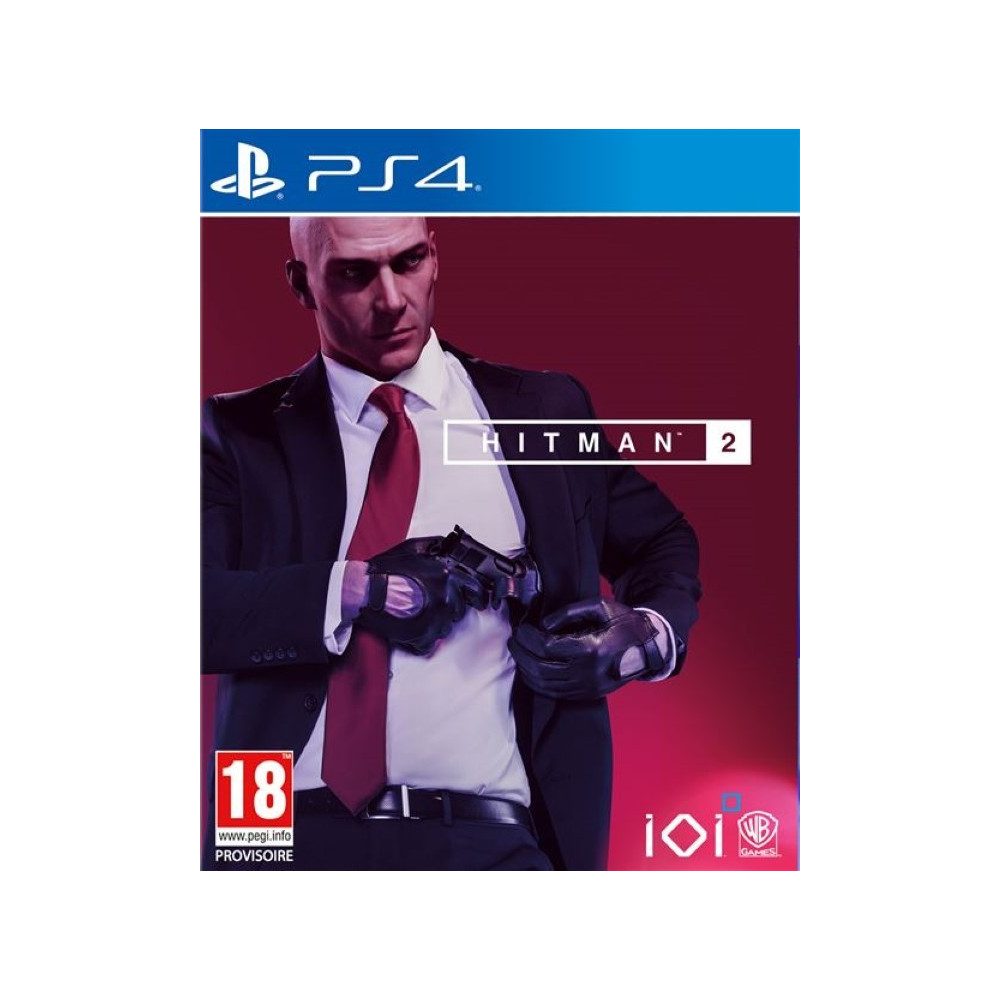HITMAN 2 PS4 EURO FR NEW