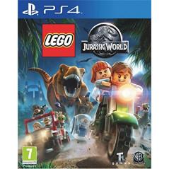 LEGO JURASSIC WORLD PS4 UK OCCASION