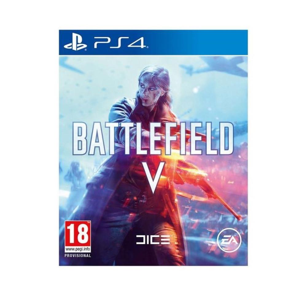 BATTLEFIELD V PS4 UK NEW