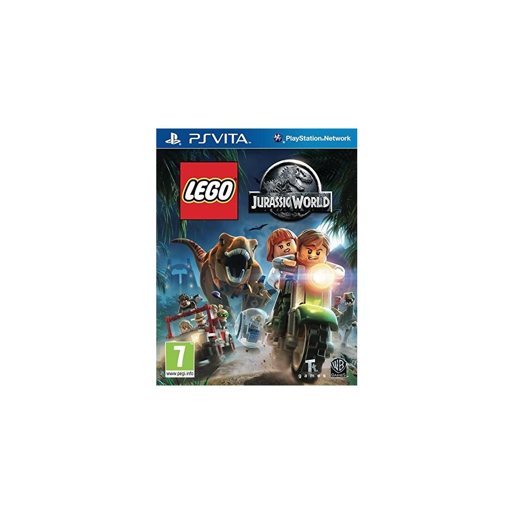 LEGO JURASSIC WORLD PSVITA FR NEW