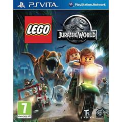 LEGO JURASSIC WORLD PSVITA VF