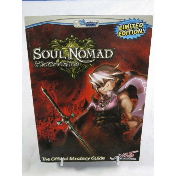GUIDE SOUL NOMAD BOOK USA OCCASION