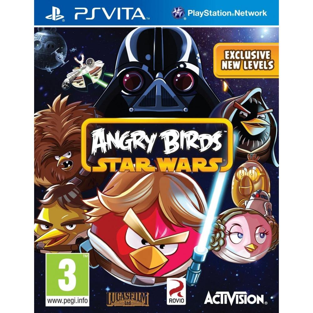 ANGRY BIRDS STAR WARS PSVITA FR NEW