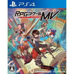 RPG MAKER MV TRINITY PS4 JPN NEW