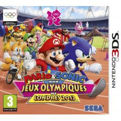 MARIO & SONIC AUX JEUX OLYMPIQUES DE LONDRES 2012 3DS UK OCCASION