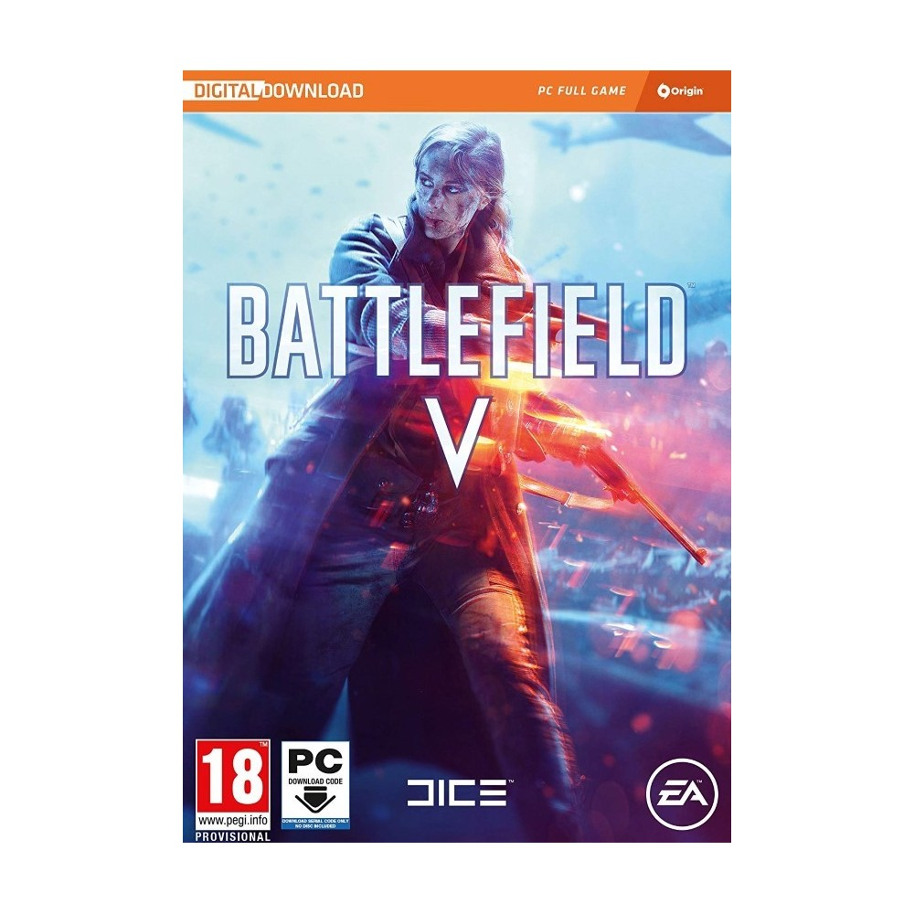 BATTLEFIELD V PC FR NEW