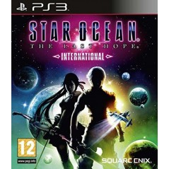 STAR OCEAN THE LAST HOPE INTERNATIONAL PS3 FR OCCASION