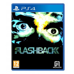 FLASHBACK 25 TH ANNIVERSARY COLLECTOR S EDITION PS4 FR NEW